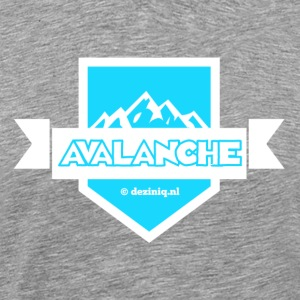 Avalanche - Men's Premium T-Shirt