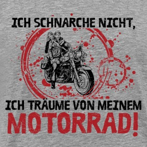motorcycle dream - Men's Premium T-Shirt