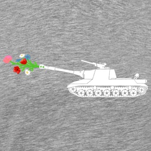 Object 268 in bloom - Men's Premium T-Shirt