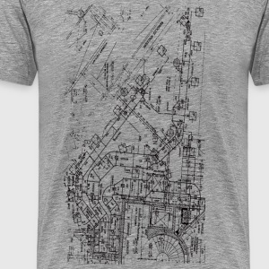Masterplan - Men's Premium T-Shirt