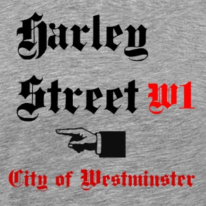 London Street - Premium-T-shirt herr