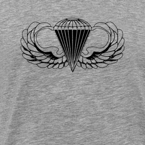 us army para badge - Men's Premium T-Shirt