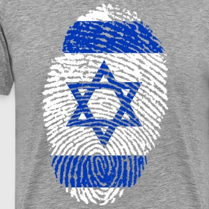 ISRAEL 4 EVER COLLECTION - Premium T-skjorte for menn