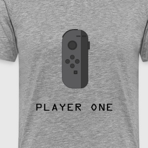 ¿Ready Player One? - Mannen Premium T-shirt