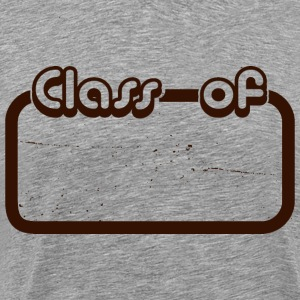 class of ... - Men's Premium T-Shirt