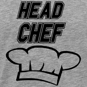 head chef - Men's Premium T-Shirt