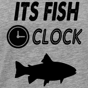 fish oclock - Men's Premium T-Shirt