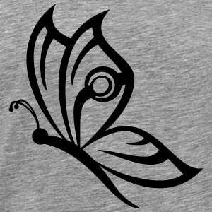 Butterfly own color choice, gift - Men's Premium T-Shirt
