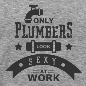 Plumbing water tap Spengler craftsman water tap - Men's Premium T-Shirt
