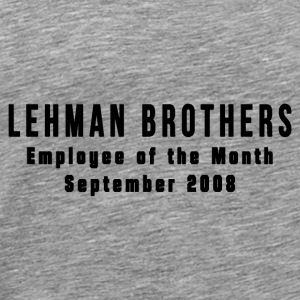 Lehman Brothers - Men's Premium T-Shirt