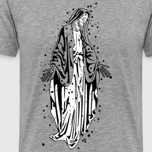 Skeletal madonna - Men's Premium T-Shirt