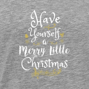 Makes you a beautiful Christmas holiday shirt - Men's Premium T-Shirt
