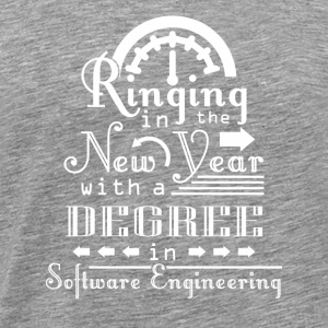 Software Development Student Student University - Men's Premium T-Shirt