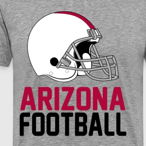 Helmet Arizona - Men's Premium T-Shirt