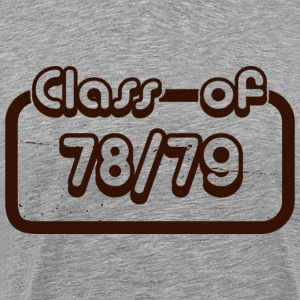 Class of 1978 1979 - Men's Premium T-Shirt