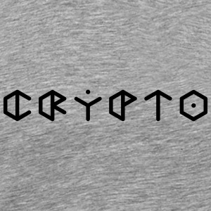Crypto, Cryptocurrency - Männer Premium T-Shirt
