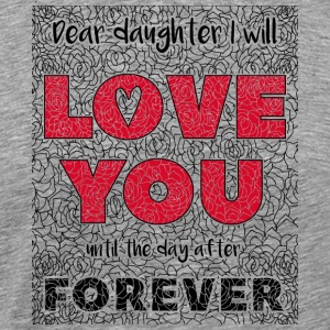 Dear Daughter, I Will Love You Forever