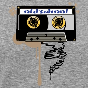 Old school session - Men's Premium T-Shirt