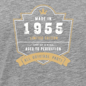 Made in 1955 Limitierte Auflage Alle Originalteile - Männer Premium T-Shirt