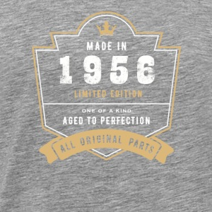 Made in 1956 Limitierte Auflage Alle Originalteile - Männer Premium T-Shirt