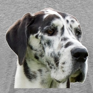 Danish manor dog - Men's Premium T-Shirt