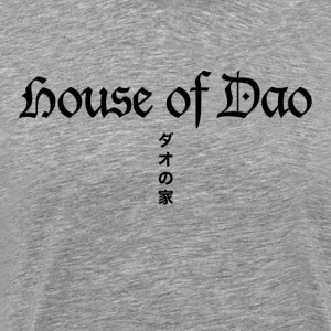 House of Dao Typo LOGO 47 - Men's Premium T-Shirt