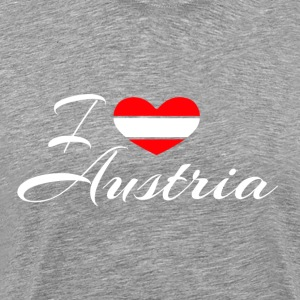 Love Austria - Men's Premium T-Shirt