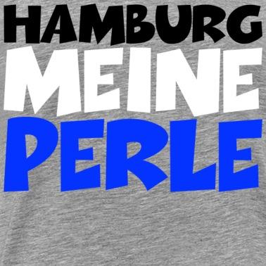 Text Hamburg Meine Perle