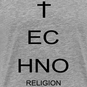 Techno Religion - Electro Music Festival Statement