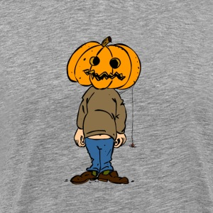 Pumpkin Boy - Men's Premium T-Shirt