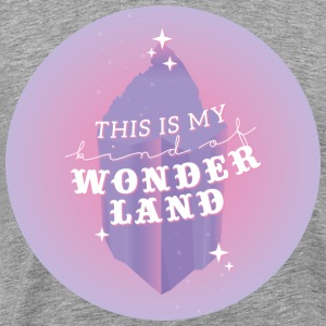 jessica jung - this is my kind of wonderland - Männer Premium T-Shirt