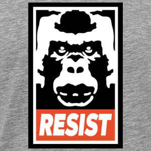 Resist Monkey - Men's Premium T-Shirt