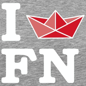 I [ship] FN - Men's Premium T-Shirt