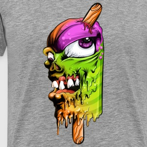 Ice Cream Zombie - Men's Premium T-Shirt