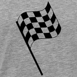 Start Flagge - Männer Premium T-Shirt