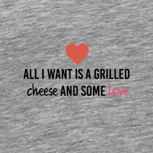 All I want is grilled - Men's Premium T-Shirt