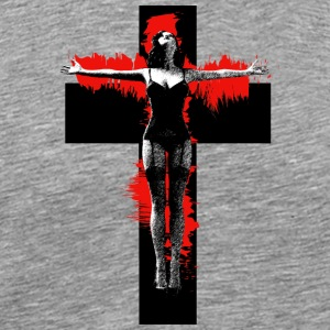 Sex is the new religion - T-shirt Premium Homme
