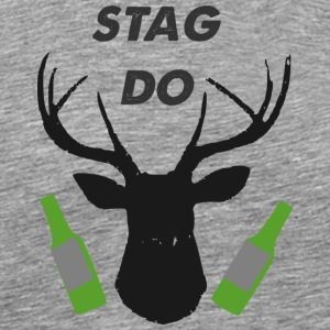 stag gør - Herre premium T-shirt