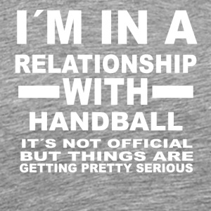 Relationship with HANDBALL - Men's Premium T-Shirt