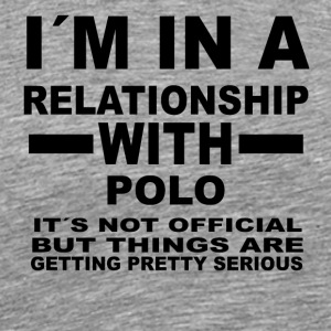 Relationship with POLO - Men's Premium T-Shirt