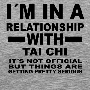 Relationship with TAI CHI - Men's Premium T-Shirt