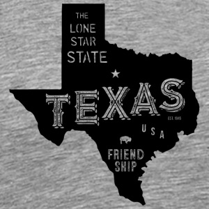 Texas - United States of America - Men's Premium T-Shirt