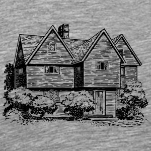 House illustration - Men's Premium T-Shirt