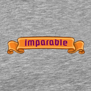 imparable - T-shirt Premium Homme