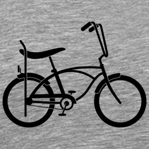 Old Bike - T-shirt Premium Homme