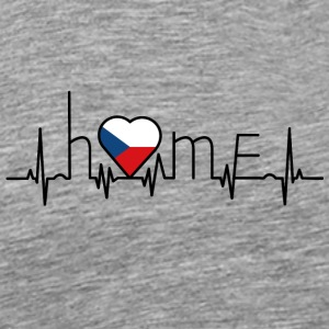 i love home Czech Republic - Men's Premium T-Shirt