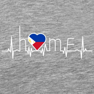 i love home homeland Philippines - Men's Premium T-Shirt
