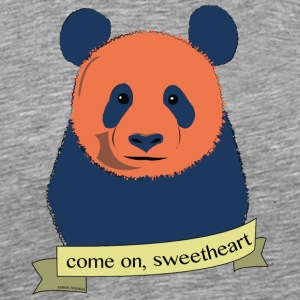 Come on, Sweetheart Animal Fashion - Men's Premium T-Shirt