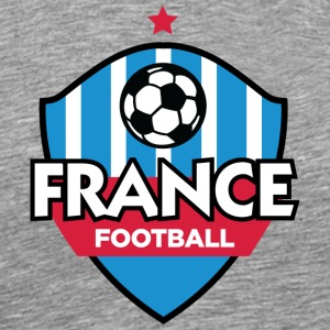 France Football Emblem - Men's Premium T-Shirt