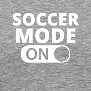 MODE ON SOCCER - Men's Premium T-Shirt